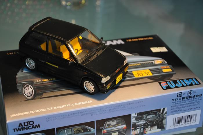 fujimi model kits: