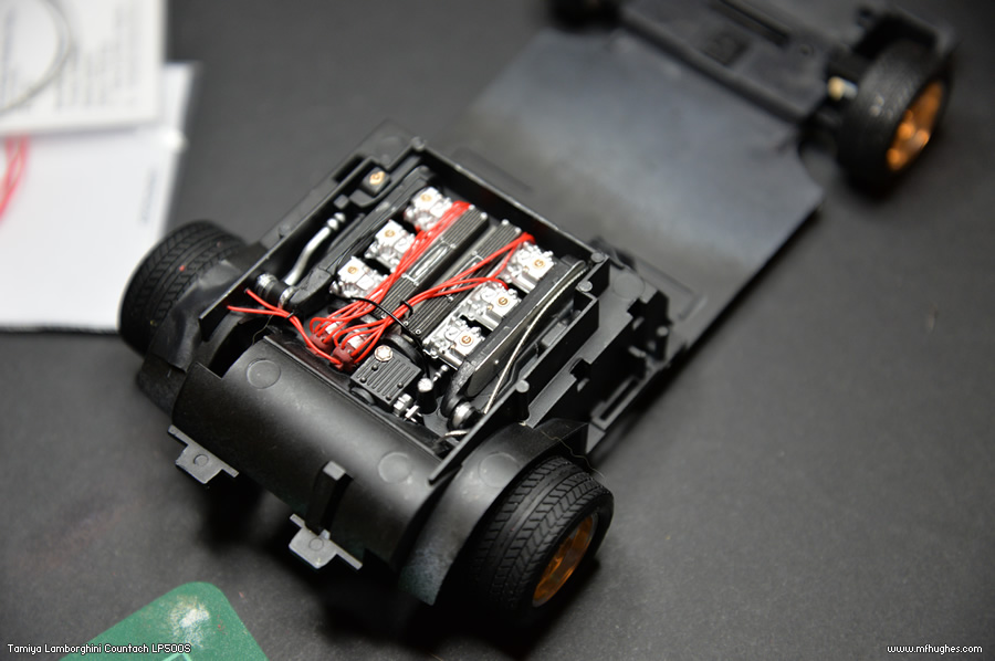 Tamiya Lamborghini Countach Lp500s 1 24 Scale Photographs