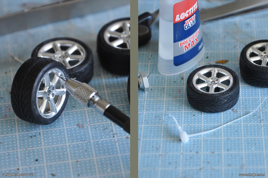 Building a 1/24 scale 350Z - Off Topic Discussion